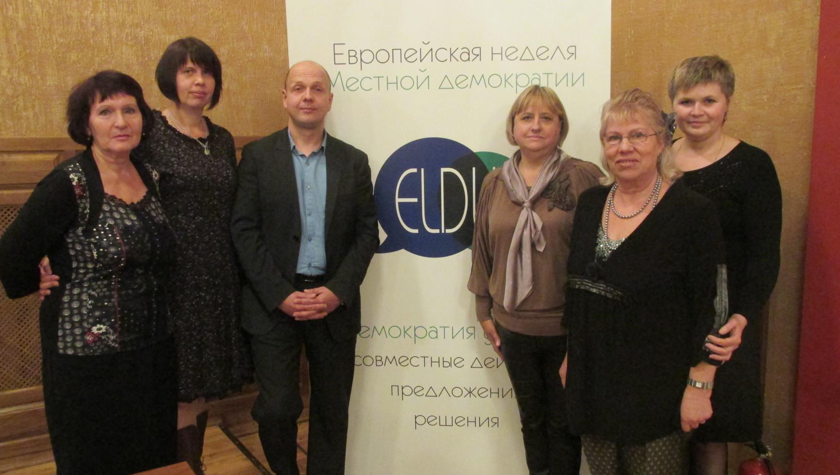 Обучающий семинар в рамках ЕНМД