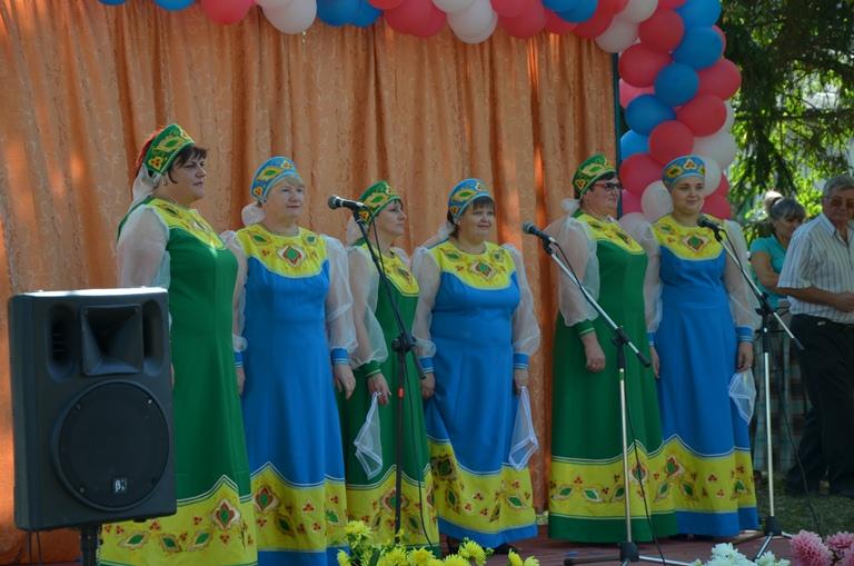 Презентация реализованного проекта ТОС «Нива» Чернского района
