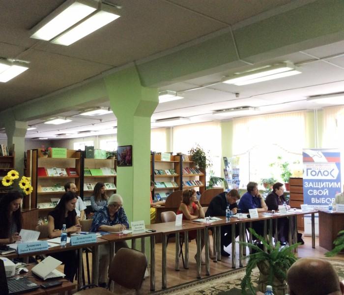 Заседание экспертной группы проекта «Школа независимых общественных наблюдателей»