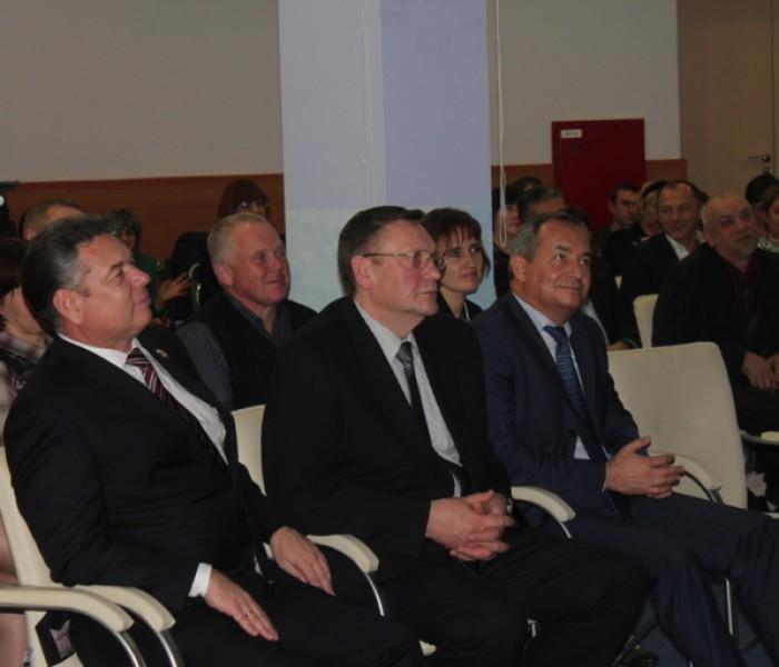 II Съезд муниципальных образований Тульской области