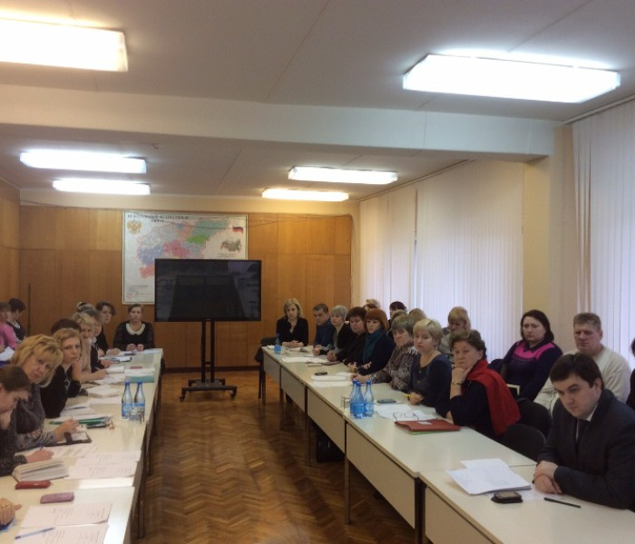 Семинар-совещание 15 января 2015 года