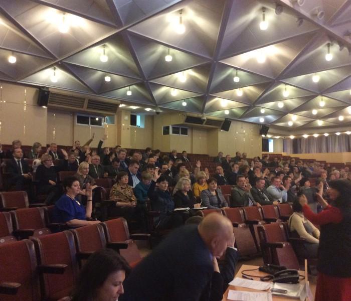 Семинар-совещание с главами администраций и главами муниципальных образований ТО