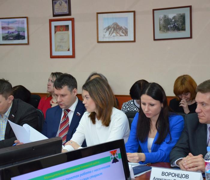 Первое заседание Совета по взаимодействию Тульской областной Думы 6-го созыва и представительных органов муниципальных образований Тульской области