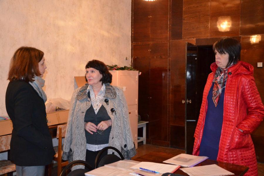 Выезд в муниципальные образования Тульской области