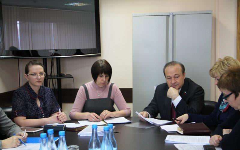 Заседание Правления Совета МО Тульской области