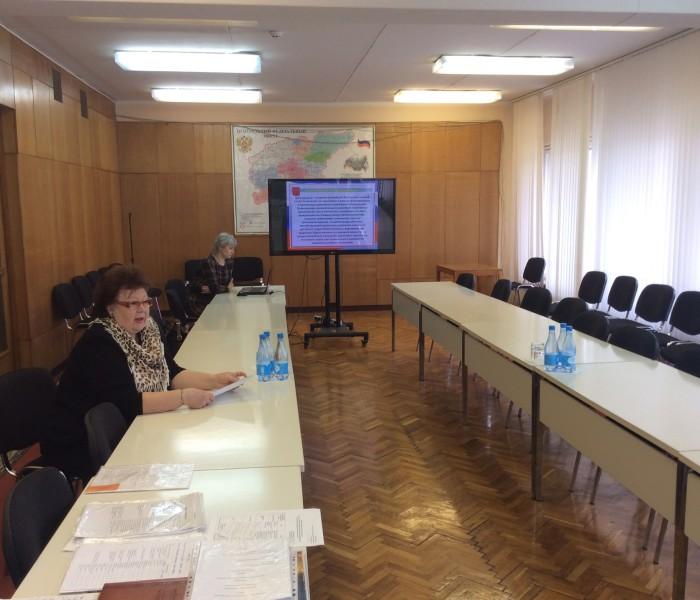 II этап конкурса «Лучший социально значимый проект территориального общественного самоуправления Тульской области»