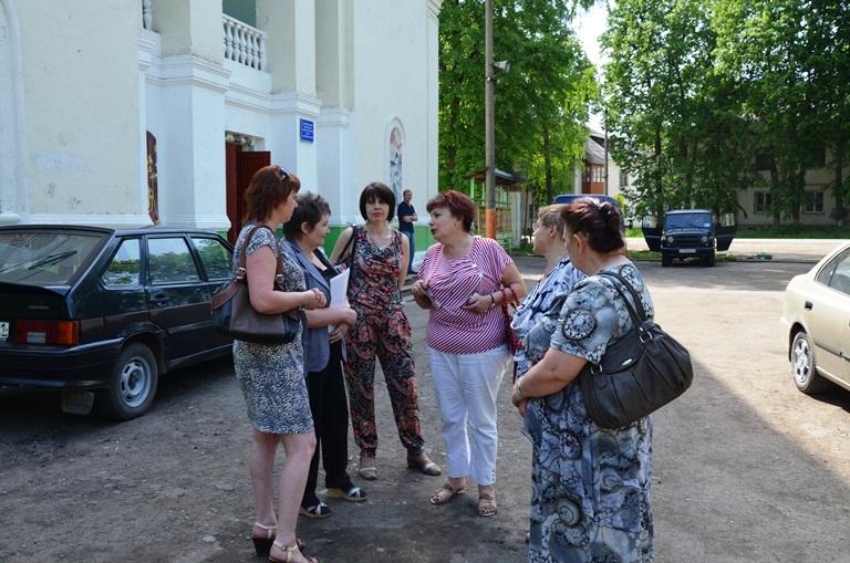 День в Щёкинском районе