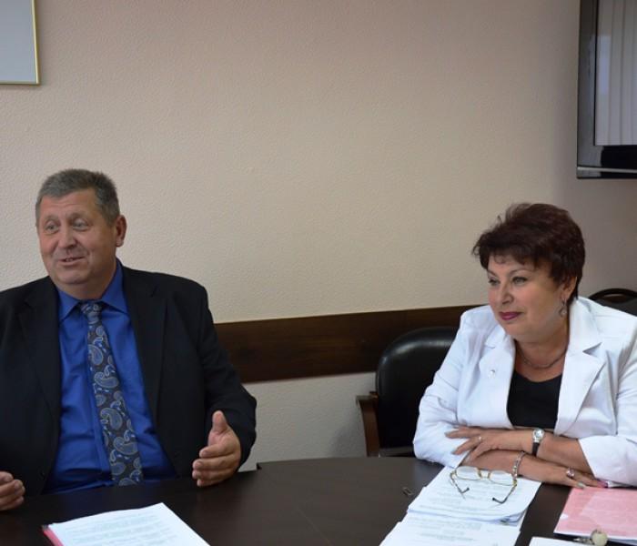 Заседание Правления Совета