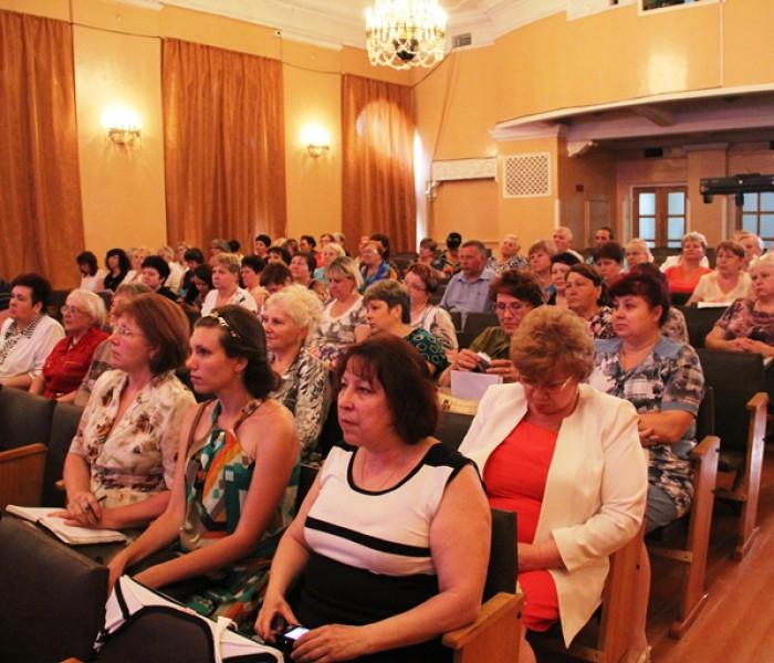 Обучающий семинар 25.06.2015 г. (г. Номосковск)