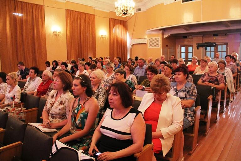 Обучающий семинар в МО г. Новомосковск