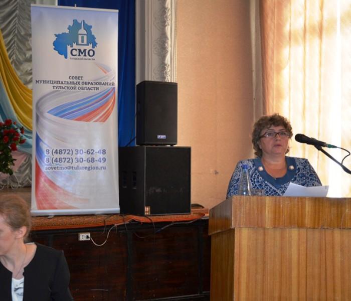 Обучающий семинар в г. Щекино