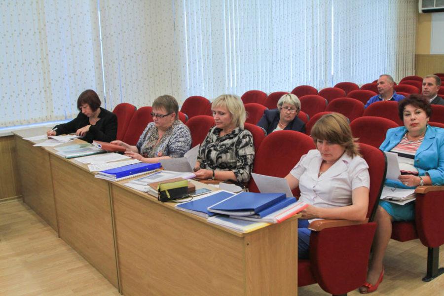 В Туле выбрали лидеров территориального общественного самуоправления