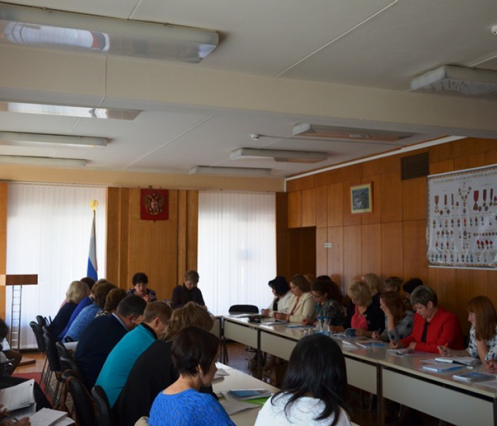 Обучающий семинар по конкурсу «Лучшая муниципальная практика Тульской области»