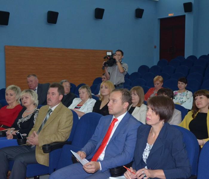 Семинар-совещание с главами администраций и главами городских поселений Тульской области