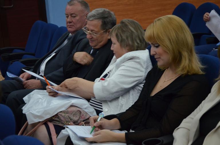 Заседание Палаты городских поселений Совета