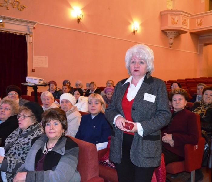 Обучающий семинар в МО г. Алексин