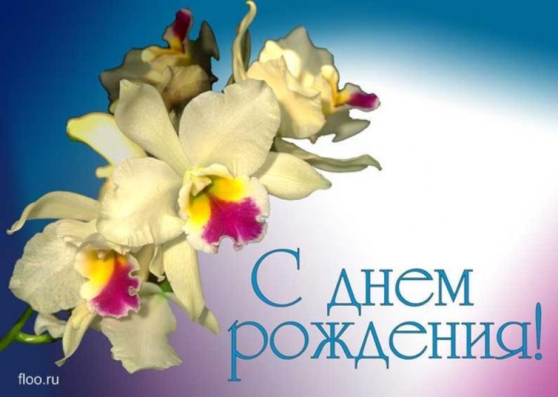 Поздравляем Федосова Олега Анатольевича с Днем рождения!