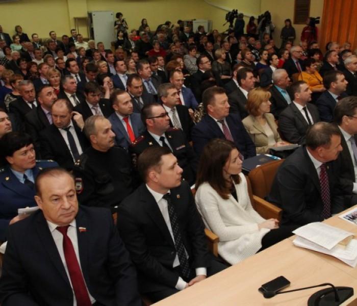 III Съезд муниципальных образований Тульской области