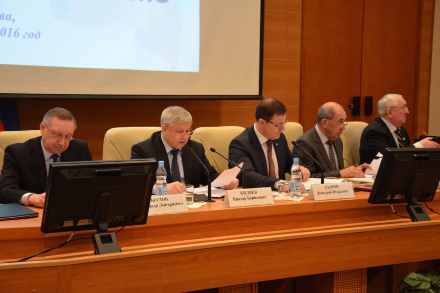 Учредительная конференция Общероссийской Ассоциации ТОС