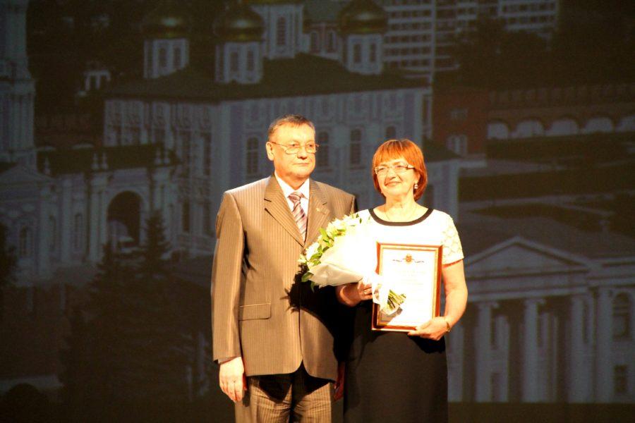 Торжественное мероприятие, посвященное празднованию Дня местного самоуправления и 10-летию создания Совета муниципальных образований Тульской области