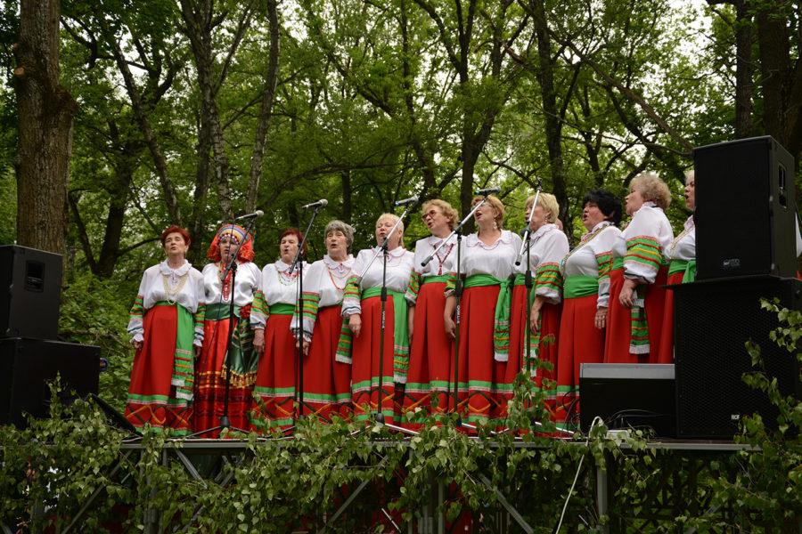 Фестиваль «Земля талантов» в гостях у Ефремова