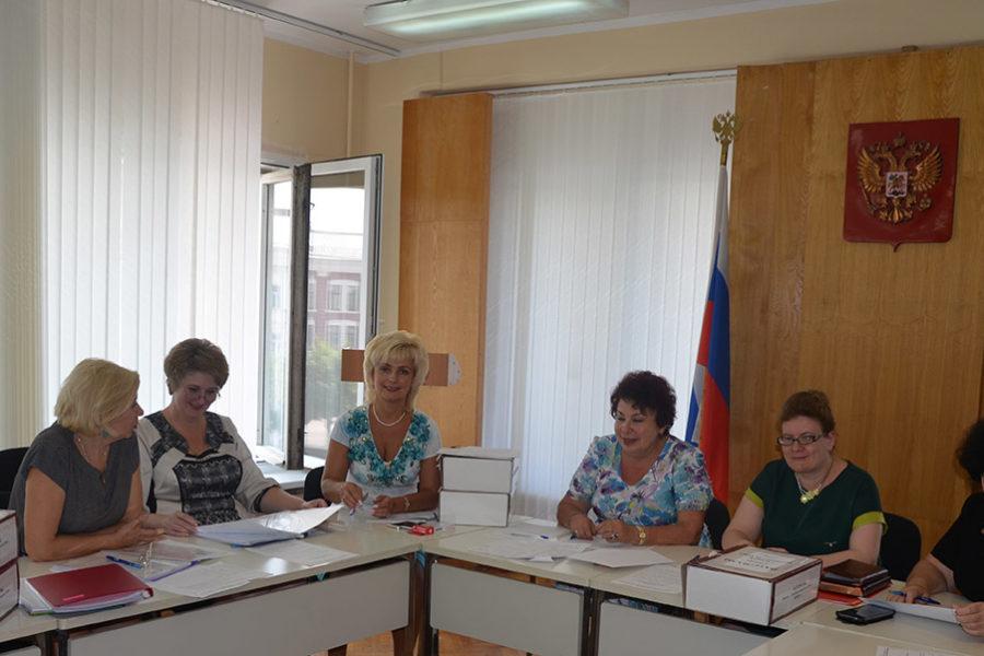 Заседание комиссии по Конкурсу «Лучший руководитель территориального общественного самоуправления в Тульской области»