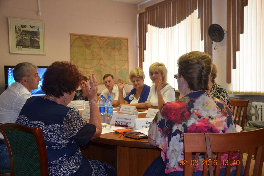 Четвертое заседание Правления Ассоциации «Совет муниципальных образований Тульской области»