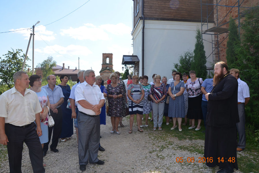 Заседание Палаты сельских поселений Тульской области