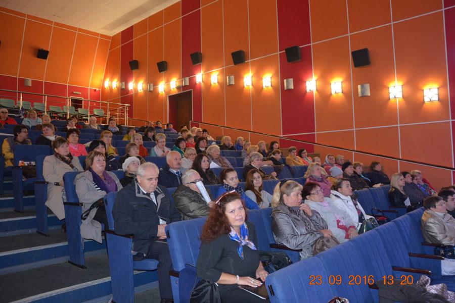 Заседание Палаты городских поселений Тульской области