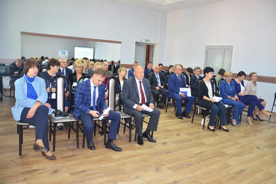 Заседание Палаты муниципальных районов и городских округов