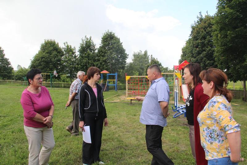 Плавский район встречает представителей исполнительной дирекции