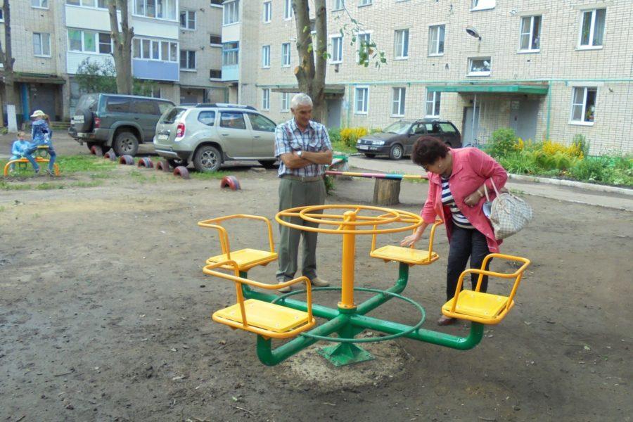 Ещё два микрорайона города Донского заслужили звание лучших