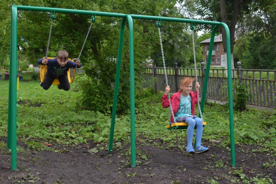 Праздник радости для маленьких жителей Богородицкого района