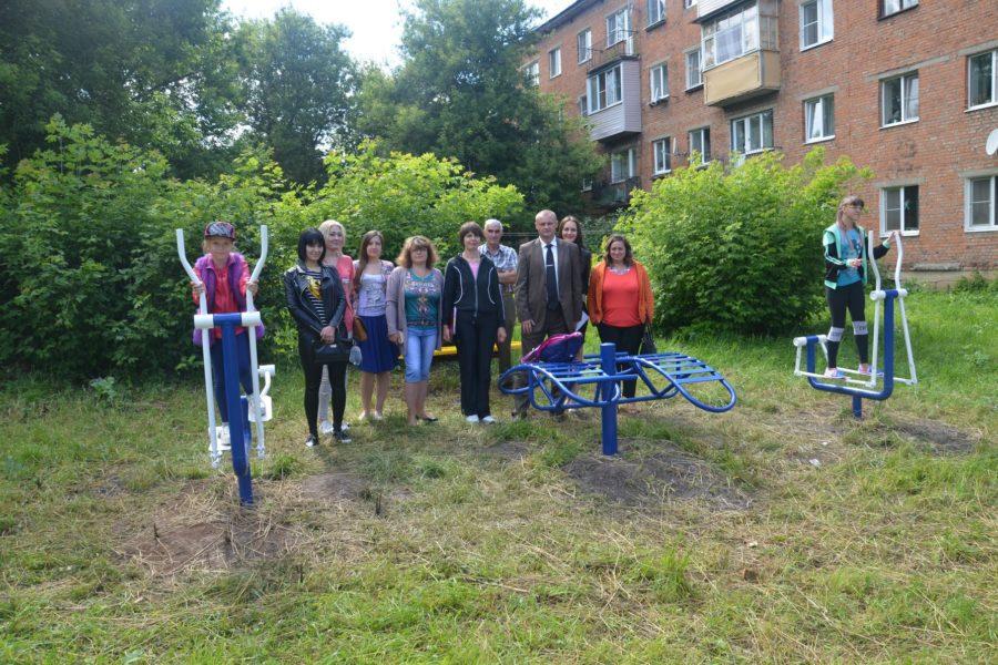Победители конкурса «Чистый дом, чистый двор, чистый регион» Щекинского района
