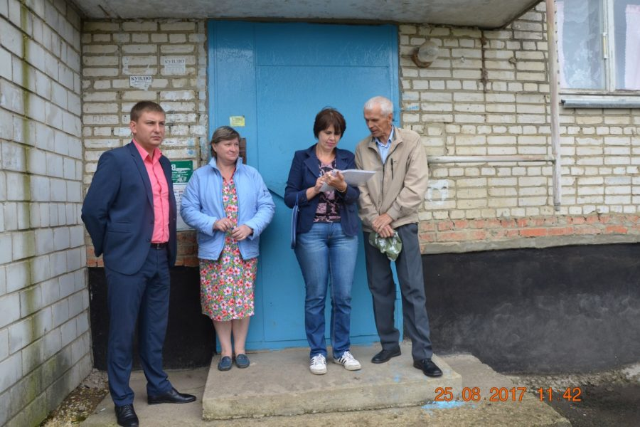 Ефремов встречает представителей Ассоциации «СМО Тульской области»