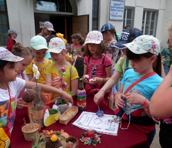 Опыт работы муниципального образования Богородицкий район по экологическому воспитанию детей