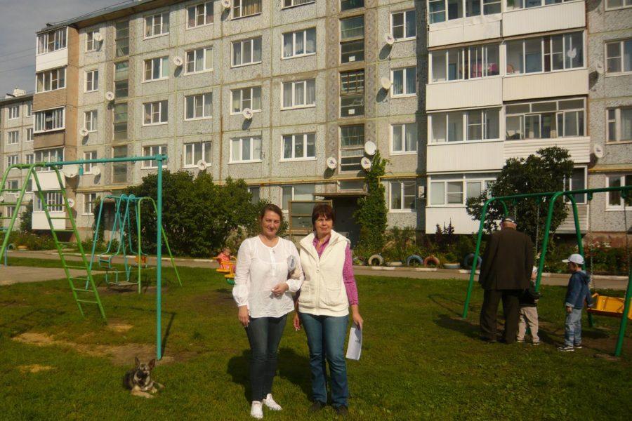 Победители конкурса «Чистый дом, чистый двор, чистый регион» города Новомосковска