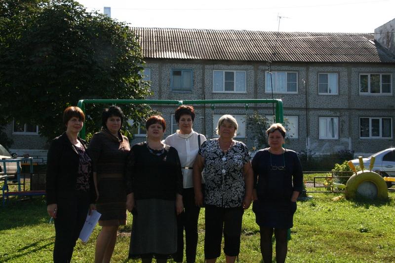 Выезд исполнительной дирекции в Плавский район