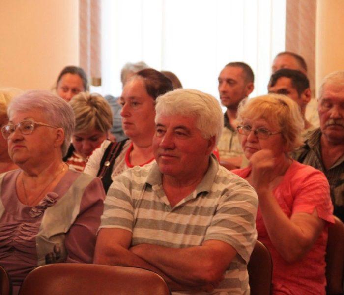 Исполнительная дирекция обучает старост Тульской области!