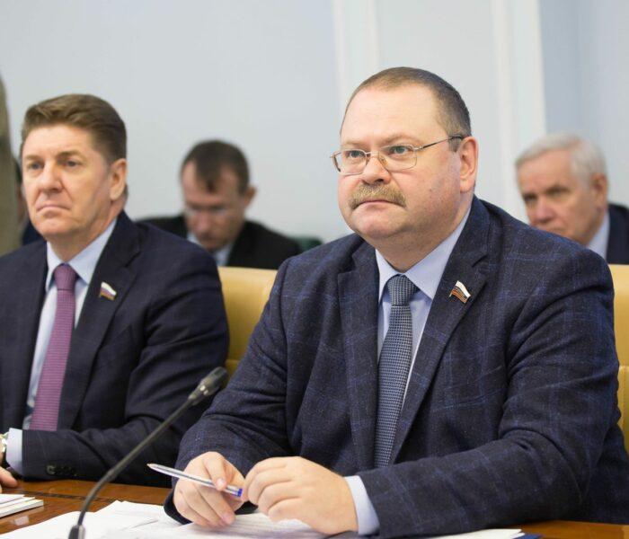 О. В. Мельниченко: У регионов и местных властей должны быть финансовые ресурсы для эффективного исполнения своих полномочий