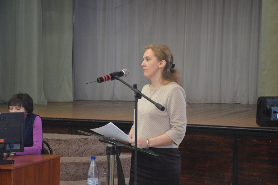 Семинар для старост сельских населенных пунктов Щекинского, Тепло-Огаревского районов и г. Ефремова