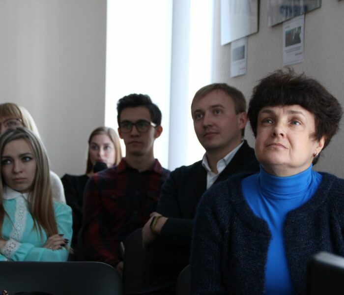 Мастер-класс «Как интересно рассказать о своём социальном проекте?»