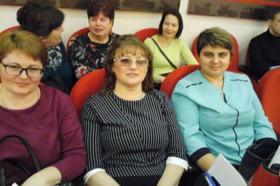 Обучающий семинар для лидеров и активистов ТОС  Тульской области и специалистов органов местного самоуправления