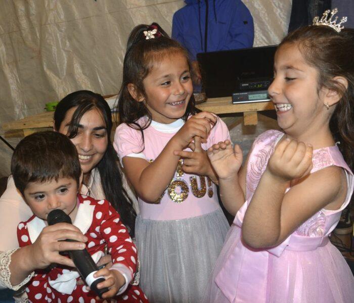 В д.Головино Дубенского района  открыта зона отдыха для детей и взрослых