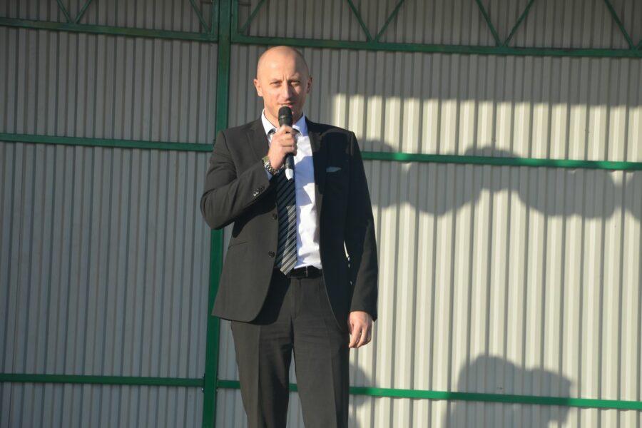 В селе Царево Щекинского района открыта детская площадка