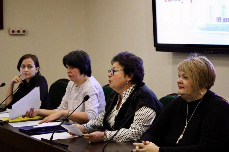 Семинар для лидеров и активистов ТОС Тульской области