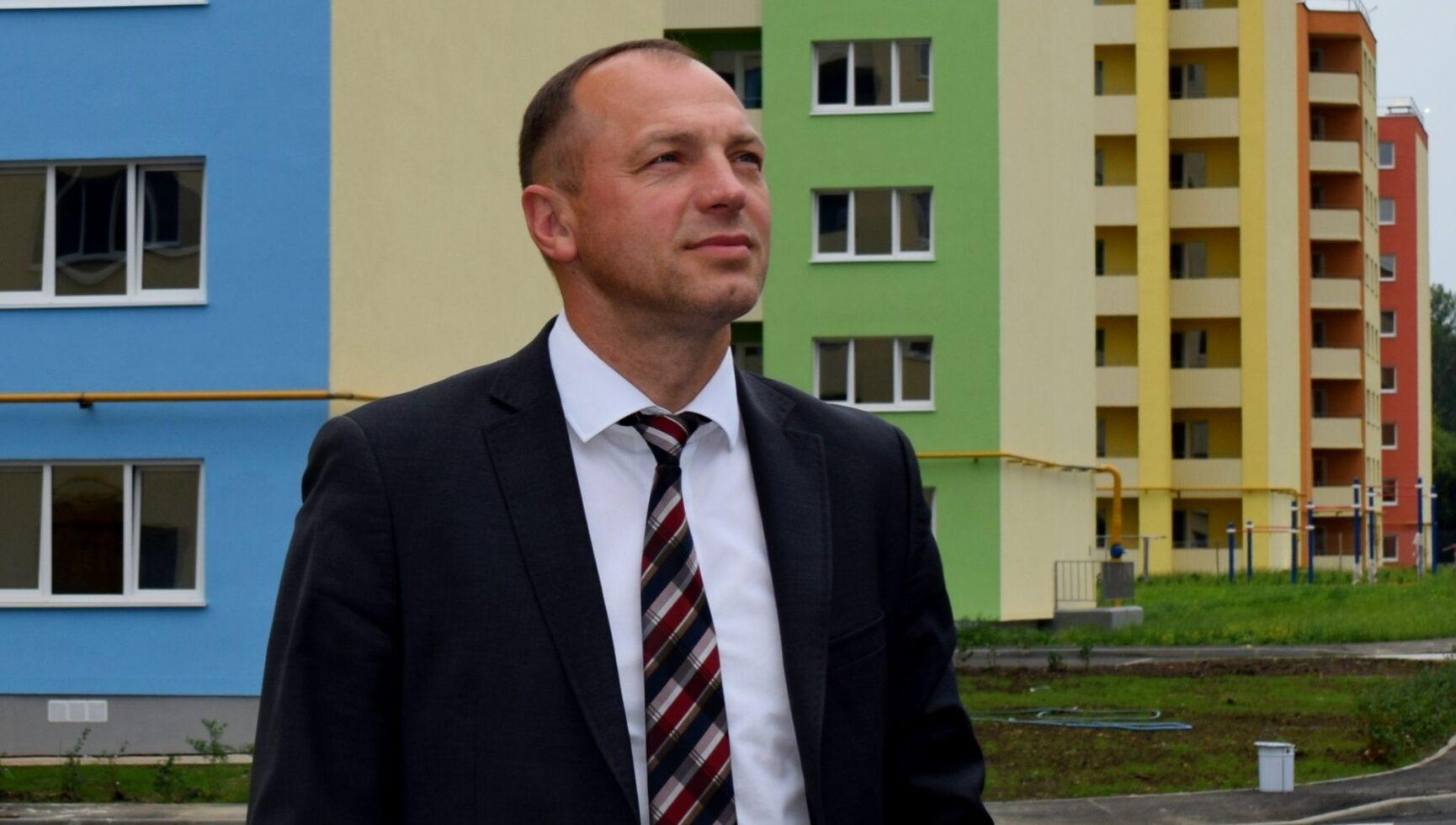 Поздравляем с Днем рождения Терехова Николая Николаевича, главу администрации муниципального образования Узловский район!