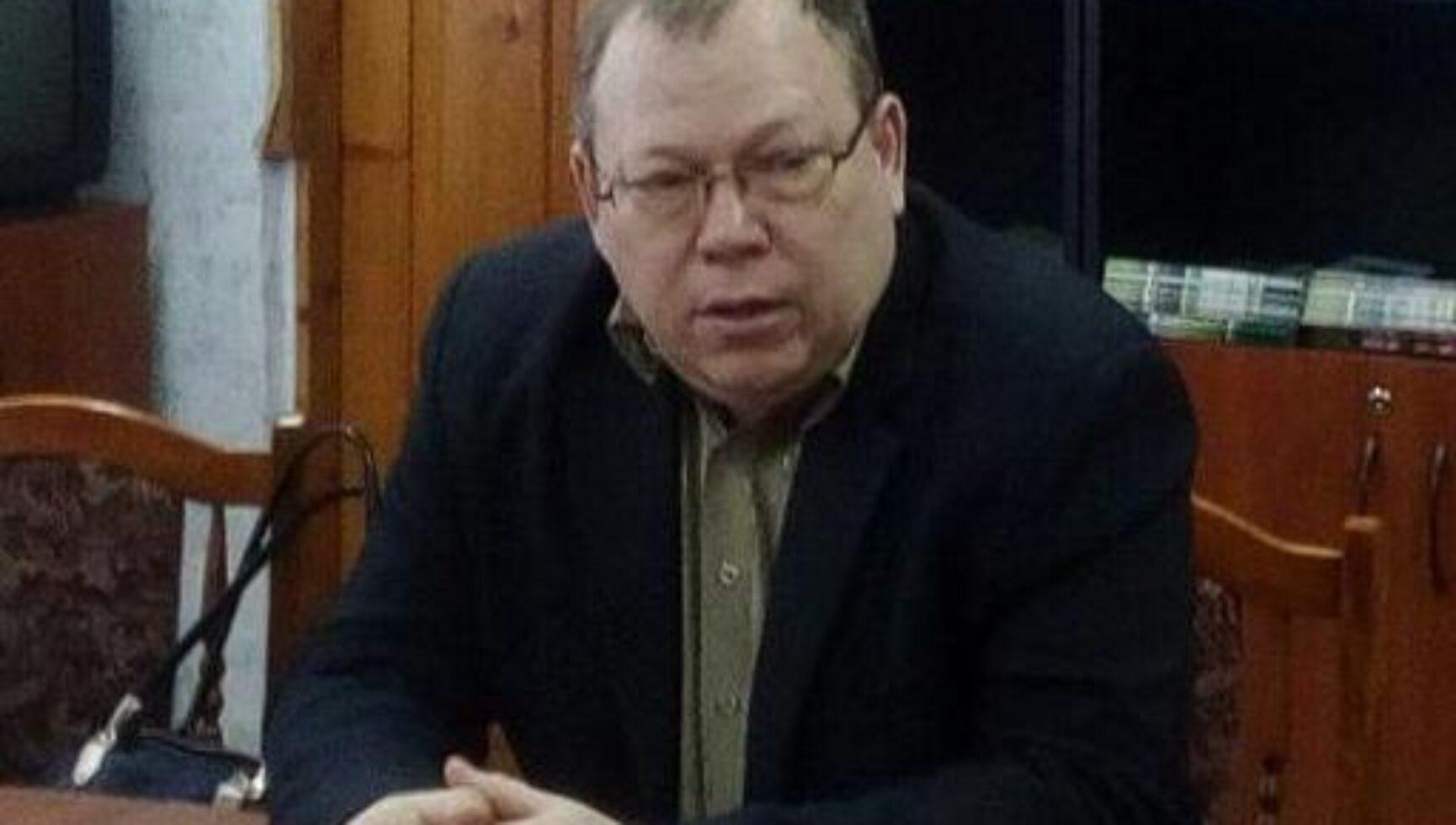 Поздравляем Михайлина Олега Петровича, заместителя главы администрации муниципального образования Кимовский район, с Днем рождения!