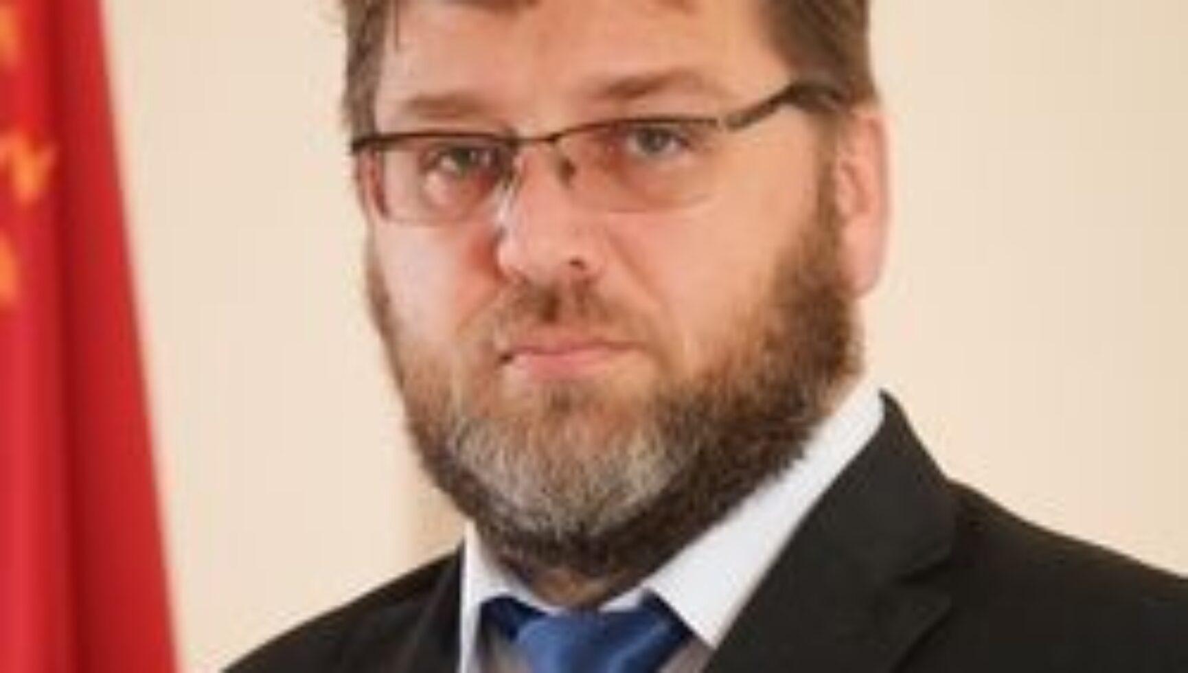 Поздравляем Сорокина Алексея Николаевича, заместителя главы администрации города Тулы, с Днем рождения!