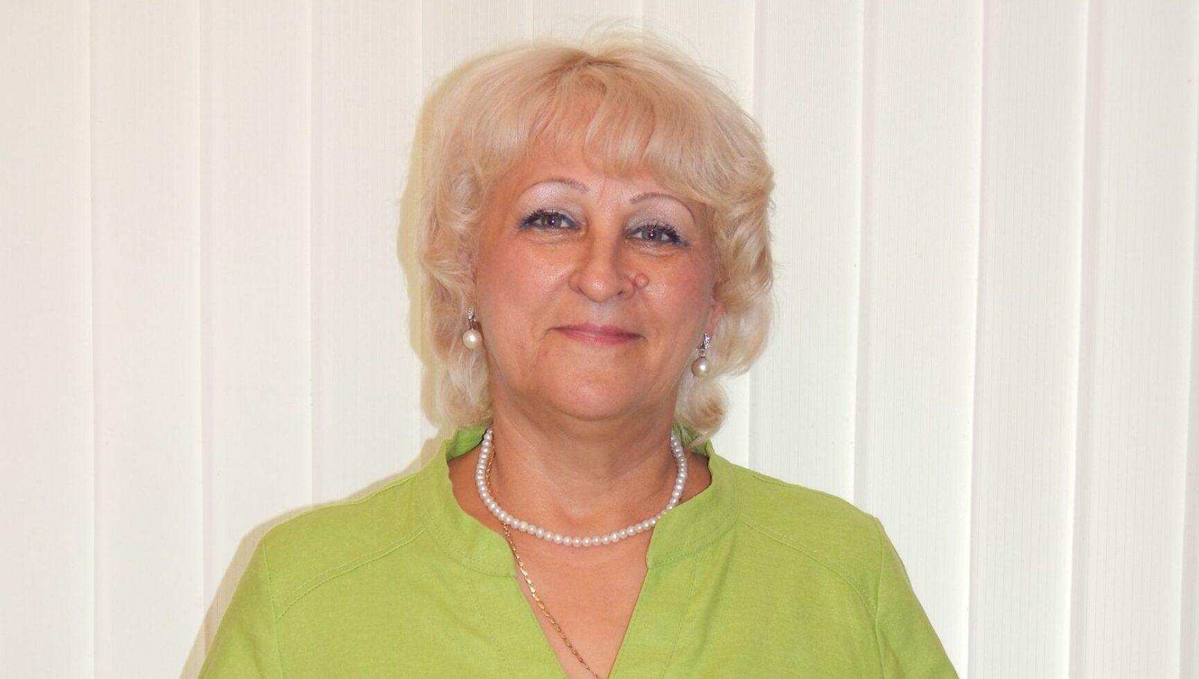 Поздравляем Минаеву Антонину Викторовну, главу муниципального образования Красноярское Киреевского района, с юбилеем!